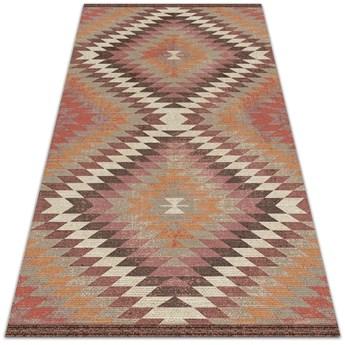 Modny dywan winylowy Turecki wzór