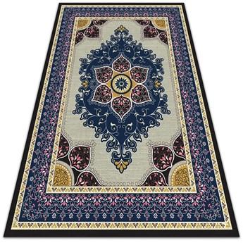 Modny dywan winylowy Orientalny turecki styl