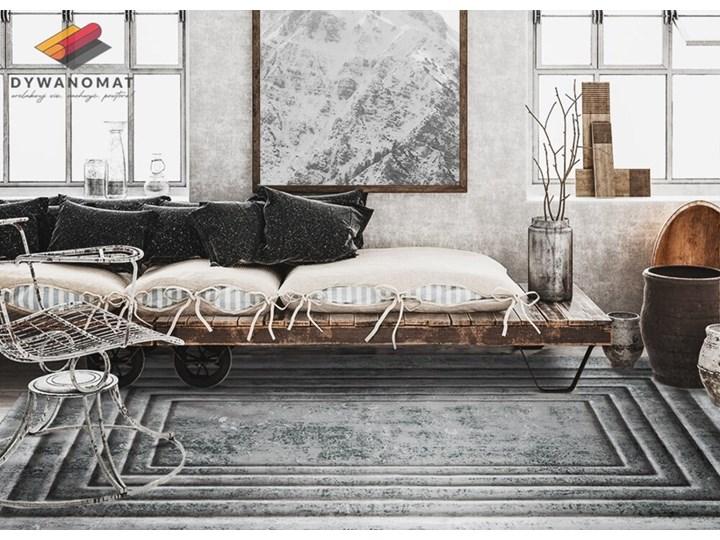 Wewnętrzny dywan winylowy Betonowe ramy Syntetyk Dywany 80x120 cm 60x90 cm Kategoria Dywany