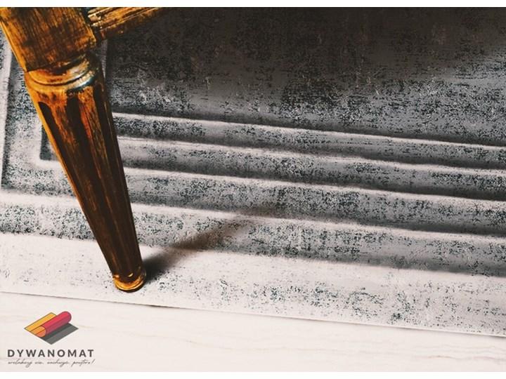 Wewnętrzny dywan winylowy Betonowe ramy 80x120 cm Kategoria Dywany Dywany Syntetyk 60x90 cm Pomieszczenie Sypialnia