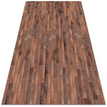 Wewnętrzny dywan winylowy Deska w paski