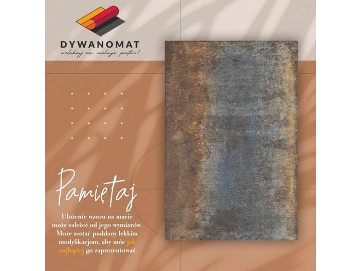 Modny winylowy dywan Zardzewiała blacha Kategoria Dywany 80x120 cm Syntetyk Poliester Dywany 60x90 cm Pomieszczenie Salon