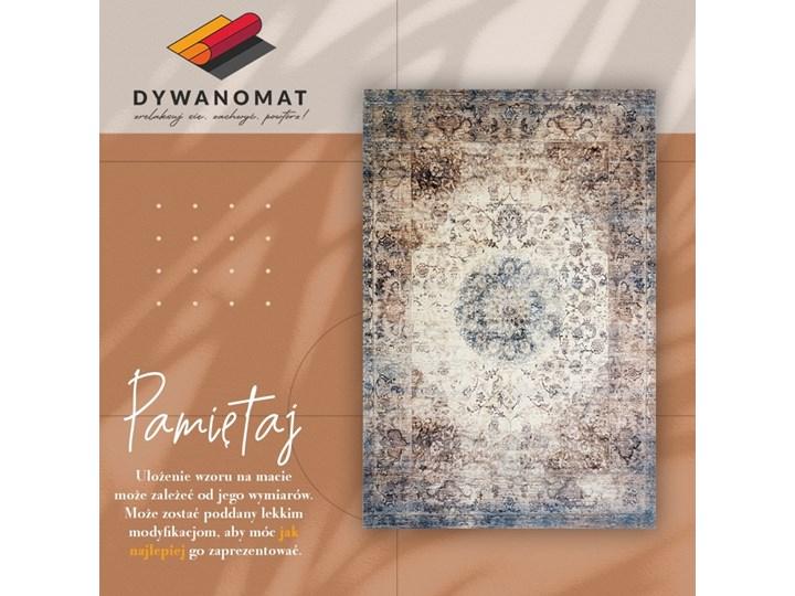 Modny uniwersalny dywan winylowy Perska geometria Pomieszczenie Przedpokój Dywany 60x90 cm 80x120 cm Syntetyk Pomieszczenie Salon