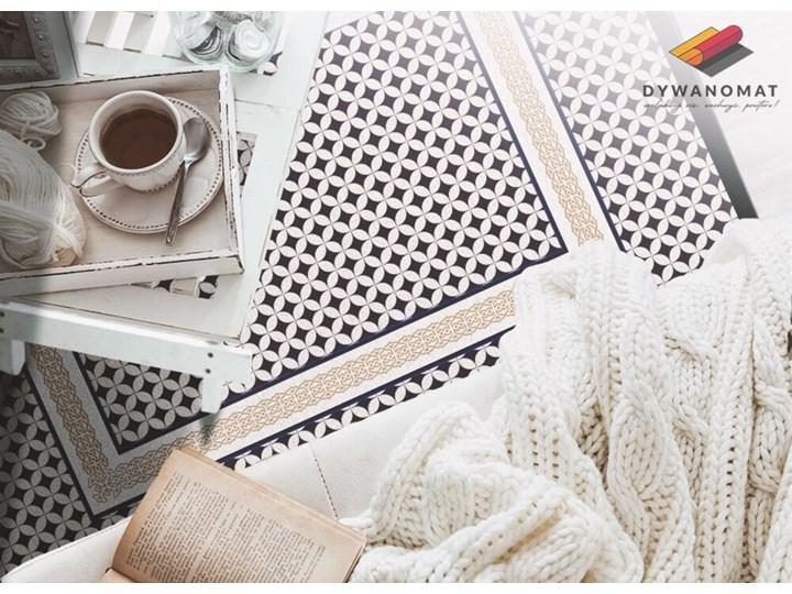 Modny dywan winylowy Geometryczny warkocz Dywany 80x120 cm 60x90 cm Pomieszczenie Przedpokój