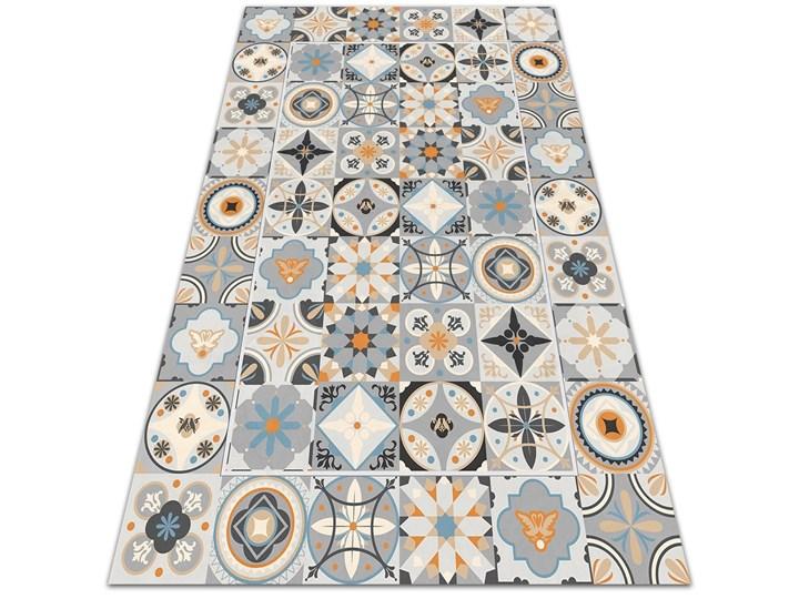 Uniwersalny dywan winylowy Hiszpańskie kafelki Dywany Poliester Syntetyk 60x90 cm 80x120 cm Kategoria Dywany