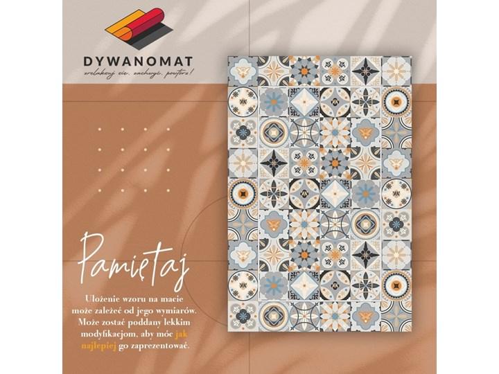Uniwersalny dywan winylowy Hiszpańskie kafelki 80x120 cm Poliester Dywany Syntetyk 60x90 cm Pomieszczenie Balkon i taras Kategoria Dywany