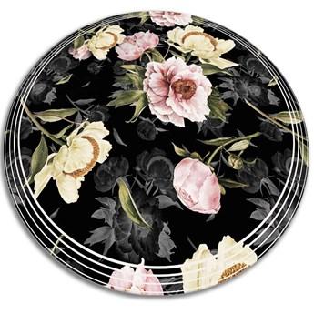 Dywan winylowy róże