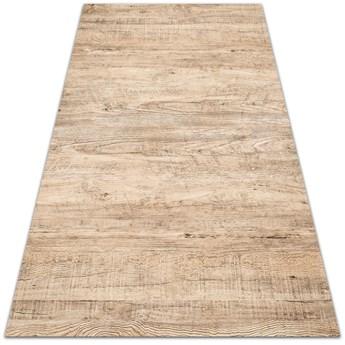 Wewnętrzny dywan winylowy Surowe drewno