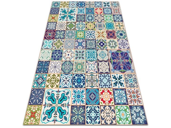 Modny uniwersalny dywan winylowy Portugalski wzór