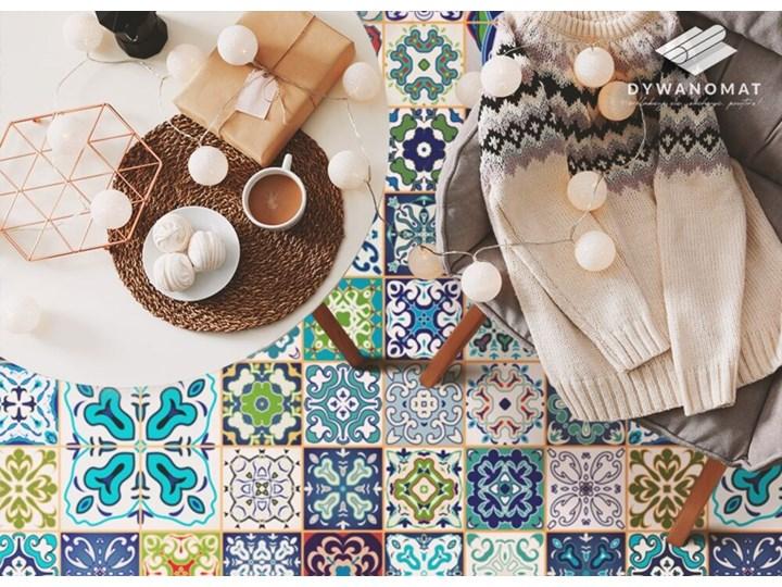 Modny uniwersalny dywan winylowy Portugalski wzór 80x120 cm Dywany 60x90 cm Pomieszczenie Sypialnia