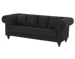 EICHHOLTZ The Dorchester Sofa Czarna Tkanina - 04895