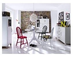Tenzo Tempo Nowoczesne Krzesło Czarne Lakier Matowy Drewniane - 3318-024
