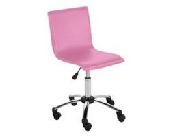 Actona Krzesło z Kółkami Aze Różowe - 0000029794