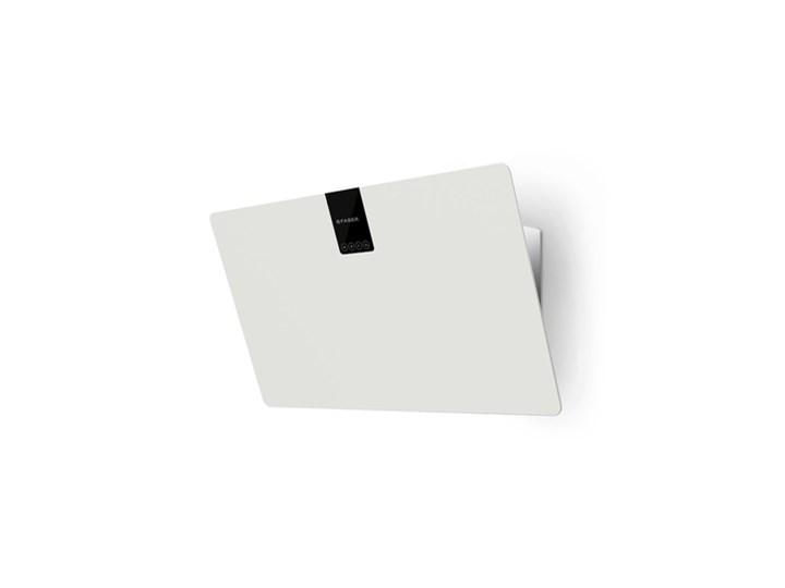Okap przyścienny FABER SOFT EDGE 80 BIANCO KOS Okap kominowy Kolor Szary Kategoria Okapy