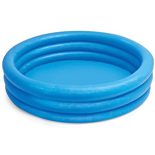 Brodzik dmuchany w kolorze błękitnym