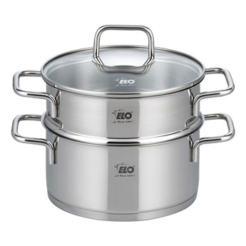Garnek do gotowania na parze Citrin - ELO