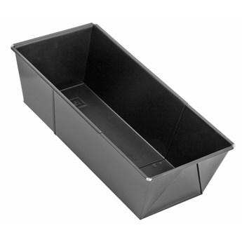 Forma do chleba rozsuwana 2840x16x10cm Black Metallic