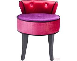 Stołek Backrest Boudoir by Kare Design