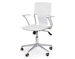 DERBY fotel gabinetowy biały