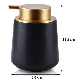 Dozownik Damien Gold Black 300 ml