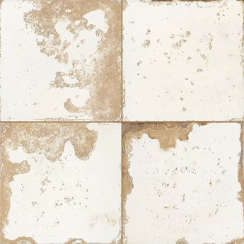FS Heritage White LT 45x45 płytka patchworkowa