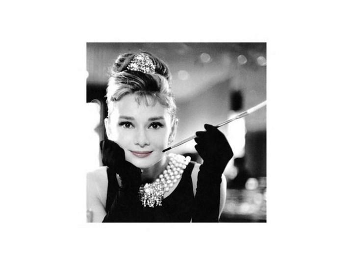 Audrey Hepburn Uśmiech Reprodukcja