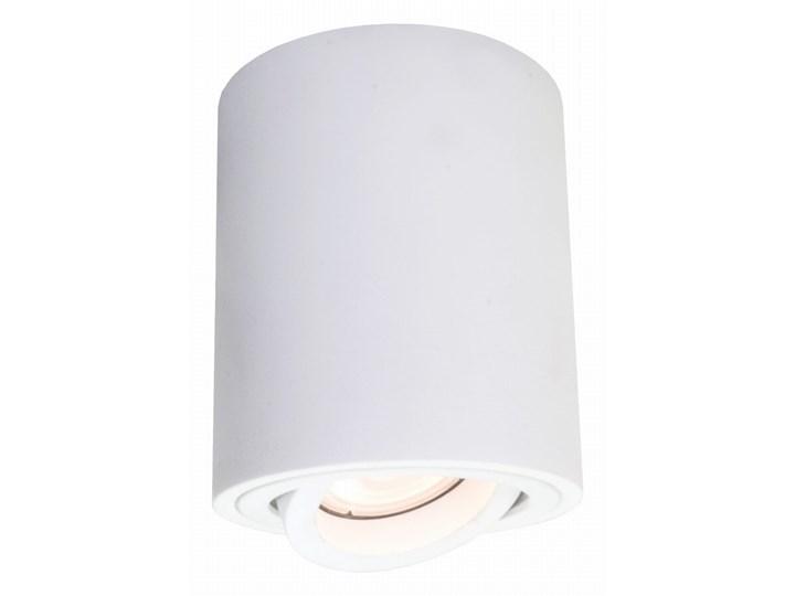 Lampa Tulon oprawa natynkowa biała Oprawa stropowa Kolor Biały