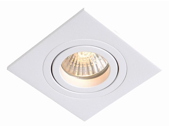 Lampa Metis 1 podtynkowa biała