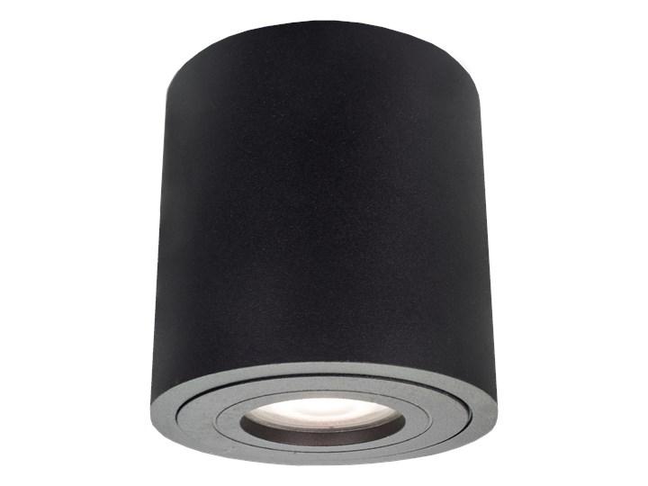 Lampa Faro XL oprawa natynkowa czarna IP65