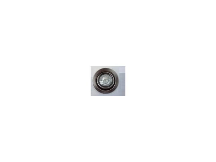 Lampa Kallisto okrągłe oczko ruchome Oprawa stropowa Kwadratowe Kategoria Oprawy oświetleniowe Kolor Szary