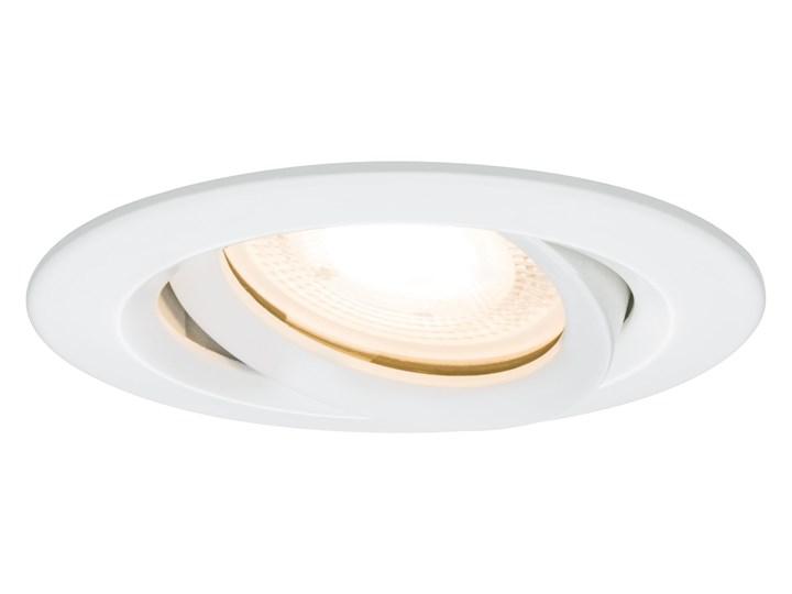 Lampa Lagos oczko ruchome białe IP65 Oprawa biurowa Kolor Biały Kategoria Oprawy oświetleniowe