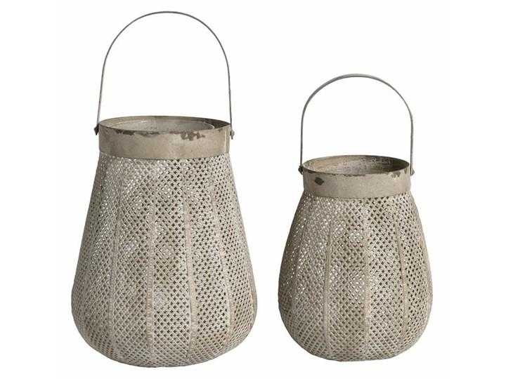 Bosco Świetlik 1 (większy) Lampion Metal Kategoria Świeczniki i świece