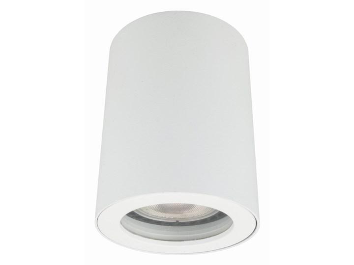 Lampa Oprawa natynkowa Faro biała IP65 Oprawa stropowa Kolor Biały Kategoria Oprawy oświetleniowe