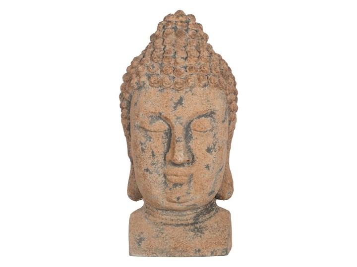 Etno Figurka głowa Buddy XXL Kategoria Figury i rzeźby Kolor Beżowy