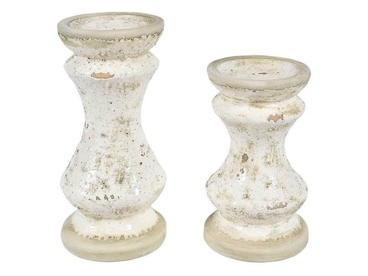 Roma Świecznik A Ceramika Kategoria Świeczniki i świece Kolor Biały