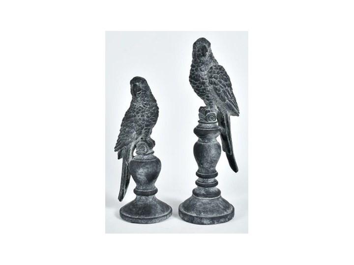 Rocca Stone Figurka Ptak B (mniejsza) Ptaki Kategoria Figury i rzeźby Tworzywo sztuczne Kolor Szary