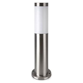 Lampa zewnętrzna 1xE27/60W/230V IP44 45cm matowy chrom