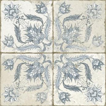FS Ivy Blue 45x45 płytka patchworkowa