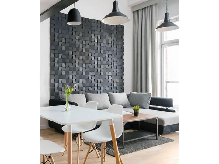 60x60x3 cm VT - PB15  (B15 czarny) COCO - panel dekor 3D beton architektoniczny Kategoria Panele 3D