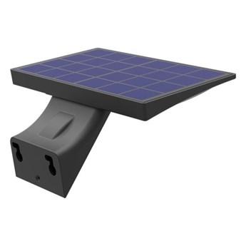 Immax 08478L - LED Kinkiet solarny z czujnikiem LED/4,2W/3,7V IP65 + pilot