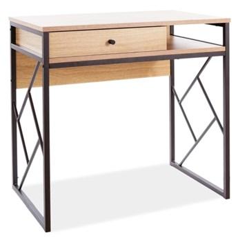 Loftowe biurko z szufladą Tablo B2
