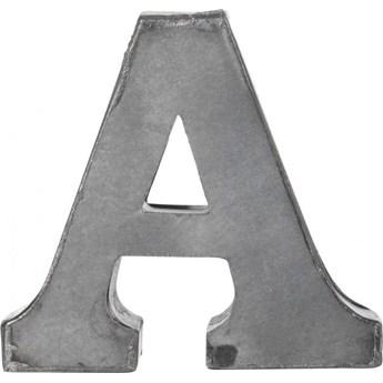 Dekoracja wisząca metalowa A