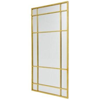 Lustro wiszące Spirit 102x204 cm złote
