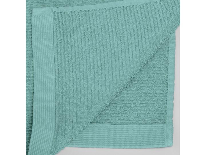 Ręcznik łazienkowy Miekki 100x50 cm jasnoturkusowy 40x70 cm Bawełna 50x100 cm Komplet ręczników Kategoria Ręczniki Ręcznik kąpielowy Kolor Miętowy