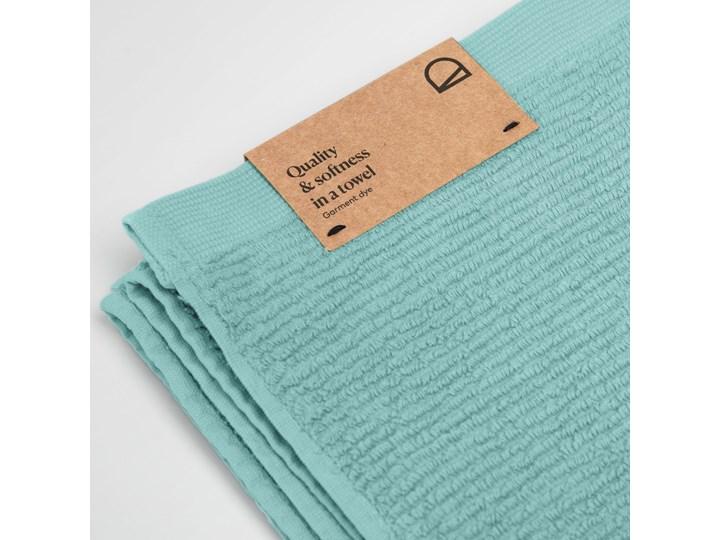 Ręcznik łazienkowy Miekki 100x50 cm jasnoturkusowy Ręcznik kąpielowy Bawełna 50x100 cm 40x70 cm Komplet ręczników Kategoria Ręczniki
