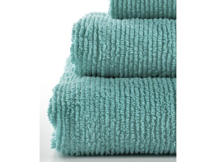 Ręcznik łazienkowy Miekki 100x50 cm jasnoturkusowy 40x70 cm Komplet ręczników Bawełna 50x100 cm Ręcznik kąpielowy Kategoria Ręczniki
