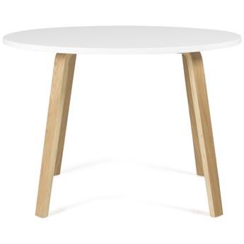 Stół Dine Ø110cm biały