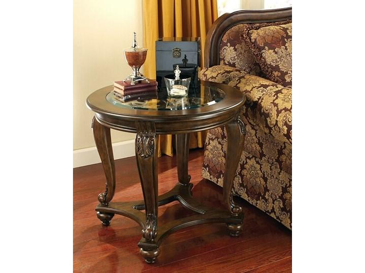 Amerykański Stolik boczny okrągły T499-6 Zestaw stolików Kategoria Stoliki i ławy