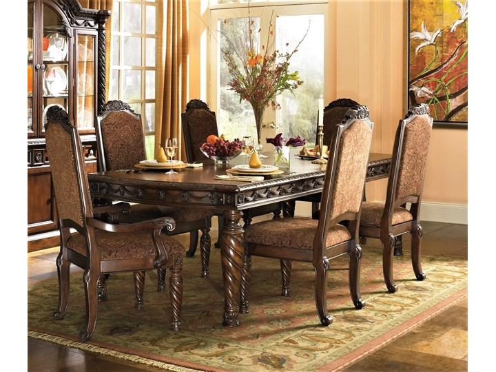 Amerykańska jadalnia D553 zestaw Pomieszczenie Salon