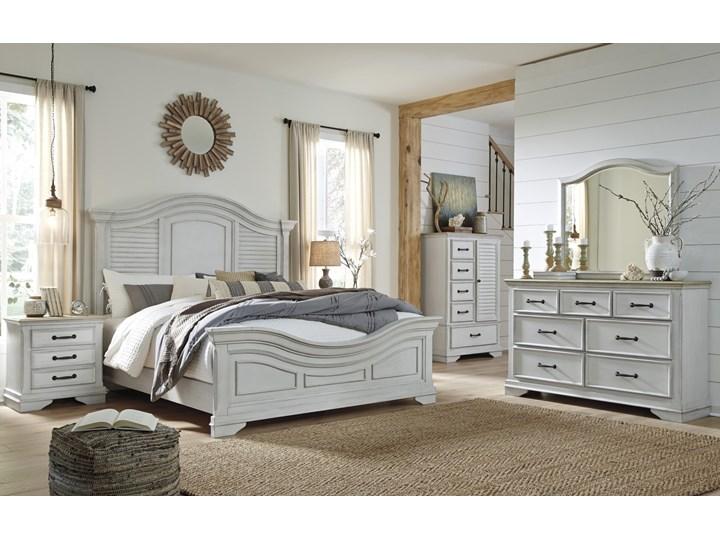 Sypialnia amerykańska komplet - B755 Kategoria Zestawy mebli do sypialni